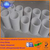 Al2O3 van de Bescherming van de slijtage Alumina Ceramische Gevoerde Buis voor Staalfabriek