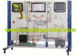 Kapazitäts-Steuerung und Defekte im Kühlanlage-pädagogischen Gerät