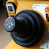 AC gelijkstroom 12V F24-60 de Industriële Radio Draadloze Dubbele Afstandsbediening van de Bedieningshendel