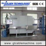 Chaîne de production en nylon de câble de fil d'enduit