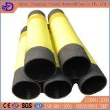 Stahl verdrahteter umsponnener Schlauch-Silikon-Gummi-Schlauch