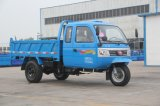 One and a Half Row Seat를 가진 세 배 Wheel Truck
