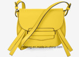 Plutônio da forma que costura o mini saco das mulheres transversais do saco para o transporte de cadáveres