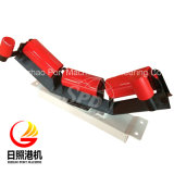 Belt Conveyor、Trough Trainer Roller SetのためのSPD Aligning Roller Set