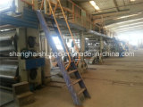 5 chaîne de production ondulée utilisée de papier cartonné de la largeur 1600mm de couche