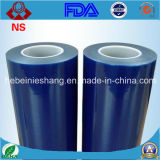PE de Transparante en blauwe Beschermende Film van het Polyethyleen