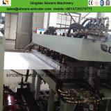 Polycarbonat-Tageslicht-Panel/Blatt-Strangpresßling-Zeile/Extruder-Maschine