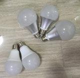 Éclairage LED en aluminium d'ampoule de DEL
