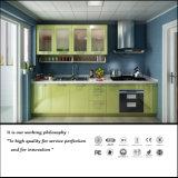 Module de cuisine lustré élevé de couleur verte (ZH935)