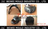 Fabbricazione su ordinazione di muffa di plastica del casco del motociclo dell'iniezione