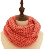 人および女性の秋または冬のウールのスカーフ