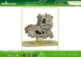 Kaiqi nette PET Sprung-Mitfahrer für Kinder viele Formen erhältlich