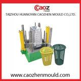 Fabricante profissional da modelagem por injeção plástica de escaninho de lixo