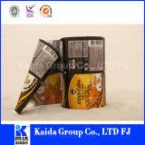 Kunststoffgehäuse-Aluminium-lamellenförmig angeordneter Nahrungsmittelkaffee-Film