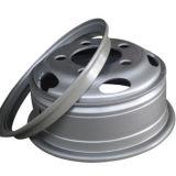 Grande utilisation en acier de roue de camion dans le pneu de TBR