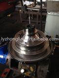 Machine à grande vitesse de séparateur de centrifugeuse de disque de latex de la décharge Dhy400 automatique