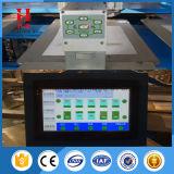 Impresora oval de la pantalla de seda de la tela automática con 4/8/10/12/16 de los colores