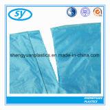 Напечатанные таможней пластичные мешки отброса с относящим к окружающей среде материалом