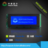 Module graphique d'affichage à cristaux liquides des composantes électroniques 240X64