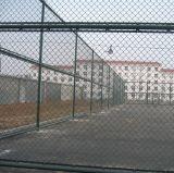 Belüftung-Kettenlink-Draht-Zaun für Gebäude-Schutz