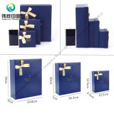Bolsa de compras de papel de impressão laminada de luxo com estilo personalizado