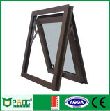 Aluminiummarkisen-Fenster mit Gitter-Entwurf