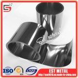 Folha Titanium da classe 1 do titânio 0.3mm do Cp com superfície Polished
