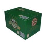 24 cartons d'expédition de bouteille de paquet ont personnalisé en gros