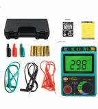 디지털 절연제 검사자 전압 범위 250V/500V/1000V를 가진 AS907+ 디지털 절연제 검사자 megger 가격