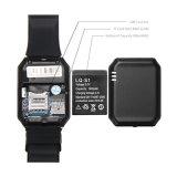 Cartão esperto do relógio Dz09 Smartwatch G/M SIM de Bluetooth para o iPhone Android do Ios