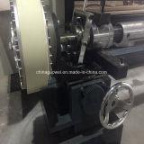 Aufschlitzende und Rückspulenmaschine Hochgeschwindigkeits-PLC-Steuerung für Plastikfilm mit 200 M/Min