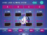 기계를 체중을 줄이는 4in1 650nmdiode Laser Lipolaser RF 진공 공동현상