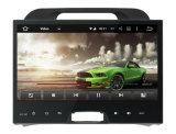 multimedia Android dell'autoradio 10.2inch per KIA sistema di percorso di GPS dell'automobile di Sportage 2010 - 2016