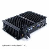 Intel I3 4010u computadora sin ventilador con 2 RS232