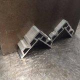 Perfil de alumínio Auto Feeding Corner Key Cutting Máquina de corte de alumínio