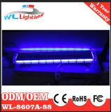 88W colore rosso/bianco della barra chiara della polizia LED