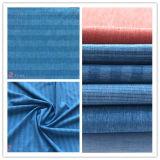 Kationisches Polyesterspandex-Ausdehnungs-Gewebe für Kleid