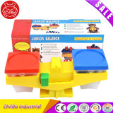 Het pan Saldo moedigt het OnderwijsStuk speelgoed van het Concept van het Saldo van Kinderen aan