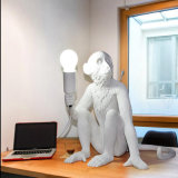 현대 창조적인 펀던트 램프 원숭이 거는 점화