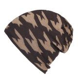 Шлем теплых Beanies зимы Gird ласточки женщин Mens Unisex связанный печатание толщиной (HW417)