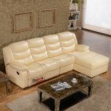Insieme sezionale del sofà del Recliner di svago del salone
