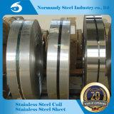Numéro 8 bobine laminée à froid extérieure et bandes de l'acier inoxydable 202 de miroir