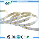 Striscia bianca di IP33 SMD 5630/bianca calda del LED con Ce&RoHS