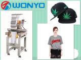 刺繍の女性スーツ及び帽子のワイシャツのための非常に競争の刺繍機械価格の単一ヘッド