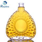 Promoção 1.5 litro frasco de vidro do uísque no vidro de sílex