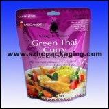 Saco do acondicionamento de alimentos do produto comestível