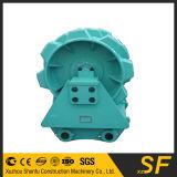 ISOおよびSGSの掘削機のコンパクターの車輪