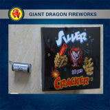 Silberner Cracker-Kracher-Großverkauf-preiswerte Preis-Feuerwerke