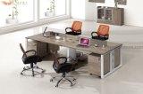 Teak L mesa da estação de trabalho da forma (HY-Z03)