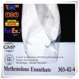 Testosterona esteroide Enanthate del polvo de la hormona farmacéutica de los productos químicos por la fabricación